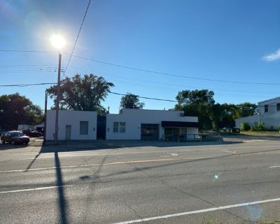 Retail space plus Garage and Single family home