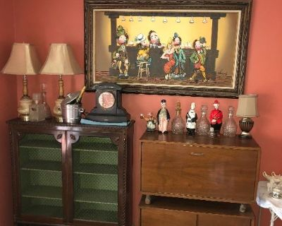 DISNEY, LENOX, MCM, ART, TOOLS, MUSICAL AND SO MUCH MORE