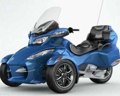 2010 Can-Am Spyder RT-S SE5 3 Wheel Motorcycle Albuquerque, NM