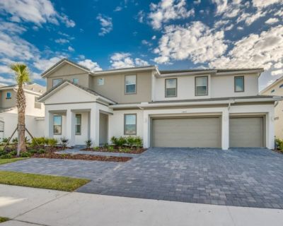 You and Your Family will Love this Luxury Mansion on Veranda Palms Resort, Orlando Mansion 5036 - Kissimmee