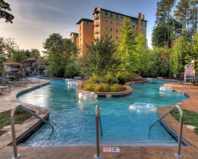 RiverStone Resort & Spa 1 Bedroom Condo Riverview - Pigeon Forge