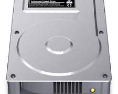 Mac hard drive replacement
