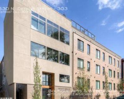 1530 Detroit St #303, Denver, CO 80206 1 Bedroom Apartment