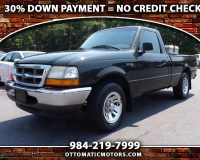 Used 1999 Ford Ranger XL Reg. Cab Short Bed 2WD