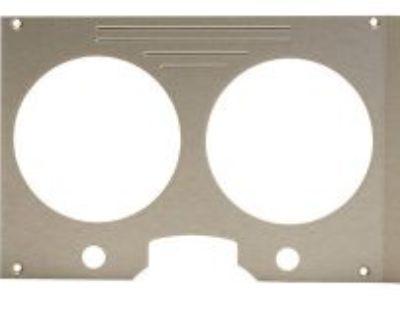Dakota Digital 1973 - 1977 Chevy & Gmc Aluminum Trim Plate Insert - Cald-73c-pu