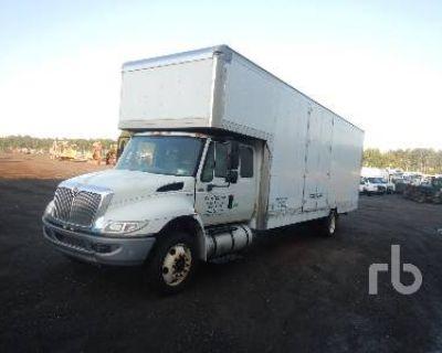 2015 INTERNATIONAL DURASTAR SA MOVING SLEEPE Box Trucks, Cargo Vans Truck