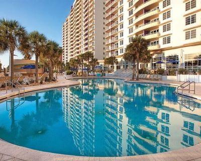 Close to Daytona International Speedway-Wyndham Ocean Walk-2 Bedroom Deluxe - Daytona Beach