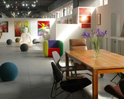 Industrial Style Art Studio, San Francisco, CA
