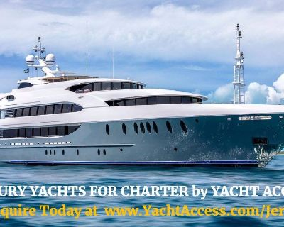 LUXURY YACHTS & BOATS AVAILABLE FOR CHARTER by Yacht Access