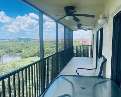 Resort Style Fully Furnished Condo on Beautiful Tampa Bay & Cove Cay Golf Course - Cove Cay