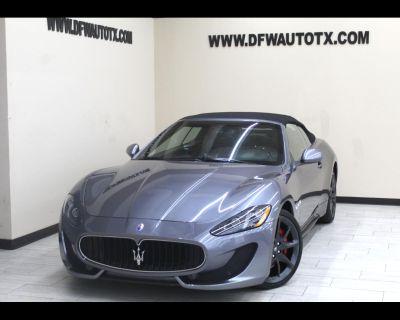Used 2014 Maserati GranTurismo Sport Convertible