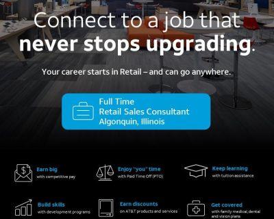 Full Time Retail Sales Consultant