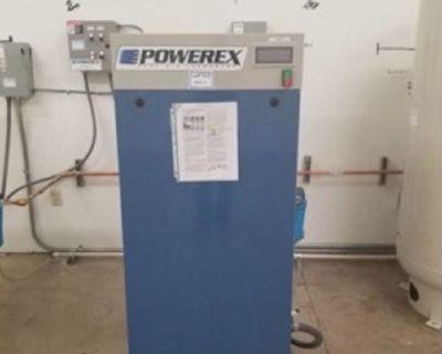 Lab Compressor System