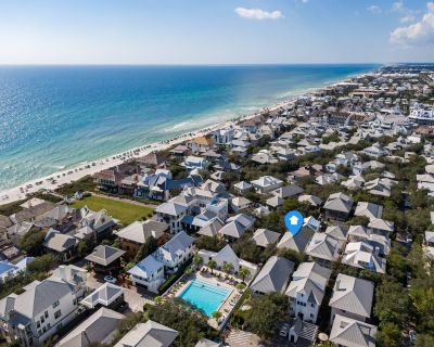 """""""Sandy Haven"""" South Side 30A Vacation Rental House in Rosemary Beach + BIKES! - Rosemary Beach"""