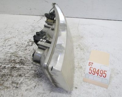 97 98 99 00 Saturn Sc2 3dr Left Driver Front Headlight Head Light Lamp Oem 18735