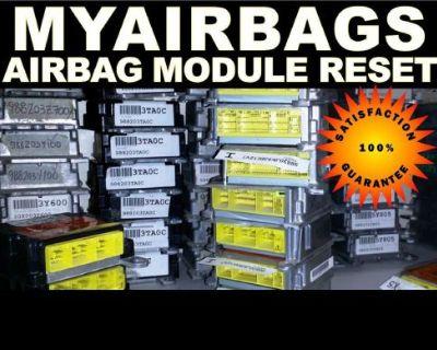 All Volkswagen Srs Airbag Computer Control Computer Ecu Rcm Sdm Acm Module Reset