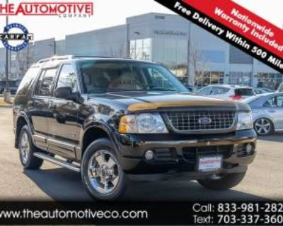 """2004 Ford Explorer 4dr 114"""" WB 4.6L Limited 4WD"""