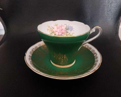 Stunning Royal Stafford Corset Teacup