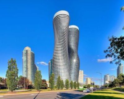 50 Absolute Avenue, Mississauga, ONTARIO L4Z 0A8 1 Bedroom Apartment