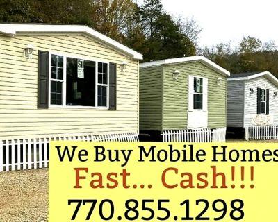 I buy mobile homes
