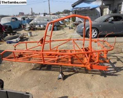 sandrail frame