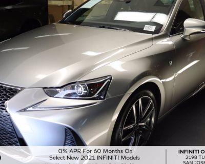 2017 Lexus IS IS Turbo F Sport