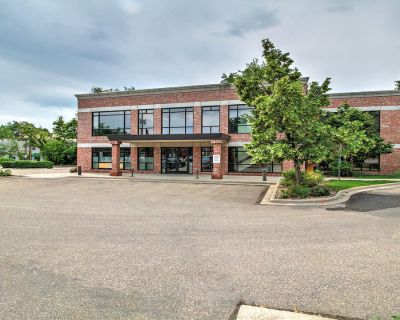 Tranquil Downtown Boulder Office Building For Lease