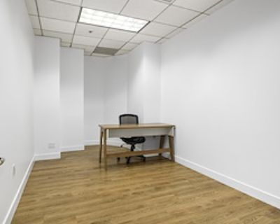 Private Office for 2 at Cyrus Pacific, LLC