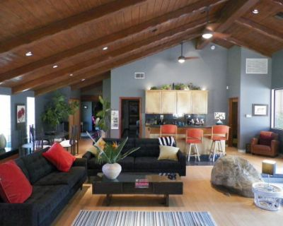 Reseda Estate with Koi Pond, Parking, Gazebo, Dance Floor and more., Reseda, CA