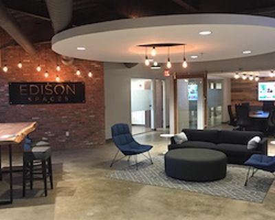 Private Office for 6 at Edison Spaces 4400 College