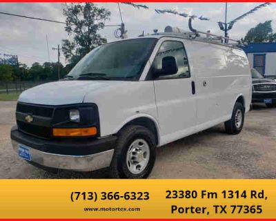2014 Chevrolet Express 2500 Cargo for sale