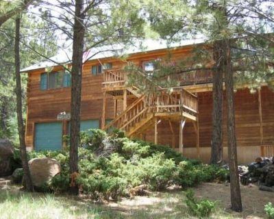 Quiet Cabin 5 Min from Angel Fire Sleeps 10 - Angel Fire