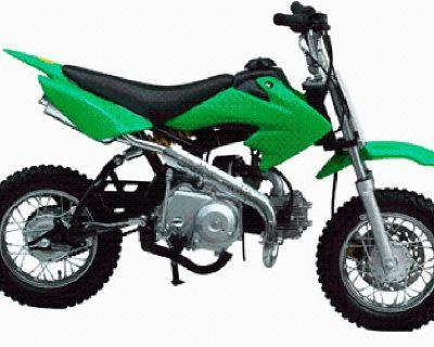 Medium 90cc Dirt Bikes