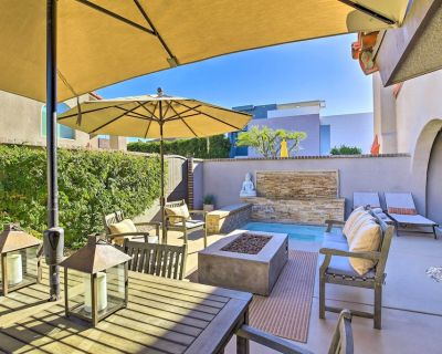 Dtwn Palm Springs Condo: BBQ, Pool, Fire Pit, etc! - Downtown Palm Springs