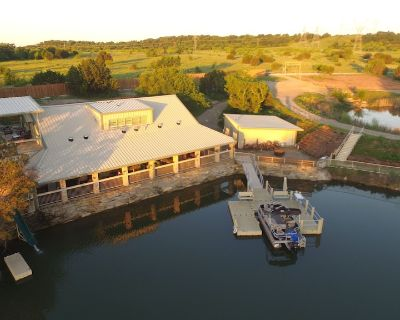 Ranch Wildlife and Outdoor/Sports Retreat on a Private Lake housing 35 people. - Jacksboro