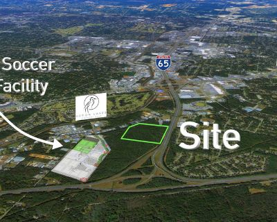 46 Acres For Sale off Halls Mill Rd with I-65 Frontage