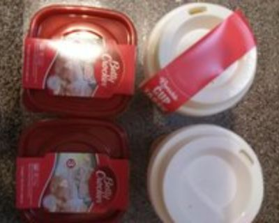 Cups & Storage Containers