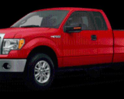 2013 Ford F-150 XL SuperCrew 5.5' Box 4WD