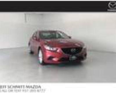 2017 Mazda MAZDA 6 Red, 97K miles
