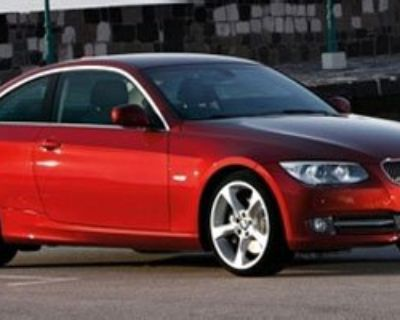 Pre-Owned 2012 BMW 3 Series 328i RWD 2dr Car