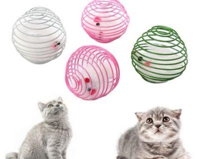Ball Feather Toys for Pets |ShoppySanta