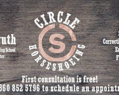 Circle S Horseshoeing