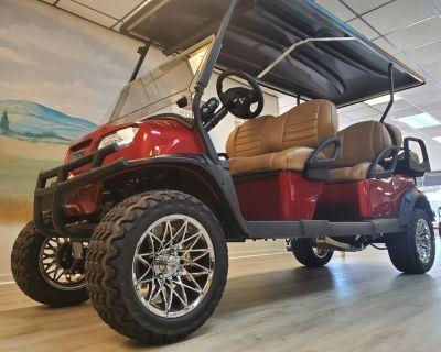 2021 Club Car Onward Lifted 6 Passenger Gas Golf carts Canton, GA