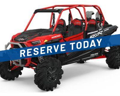 2022 Polaris RZR XP 4 1000 High Lifter Utility Sport Statesville, NC