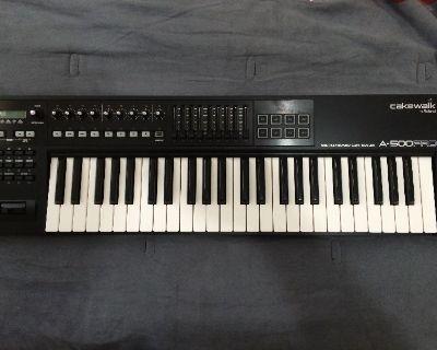 Studio Recording and Production Equipment