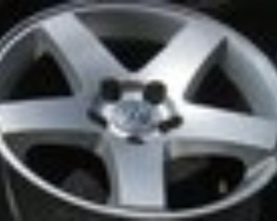 """used stock 17"""" rims for Dodge Charger"""