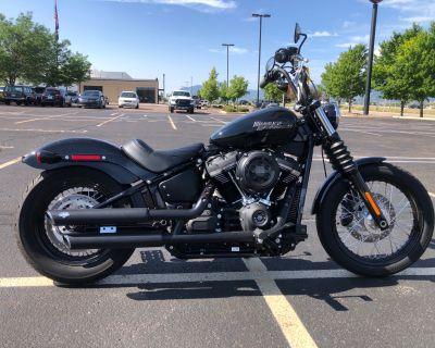 2020 Harley-Davidson Street Bob Softail Colorado Springs, CO
