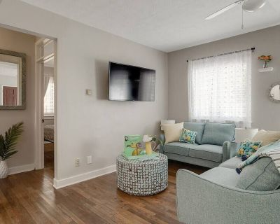 Downtown Darling in ABQ - Fully Stocked for Fun + Pet Friendly - Barelas