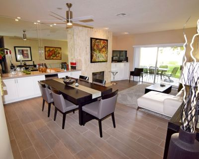 3 Bedrooms, Ground level, Free tennis & gym, public golf/No tax on 27 night stay - Palm Desert