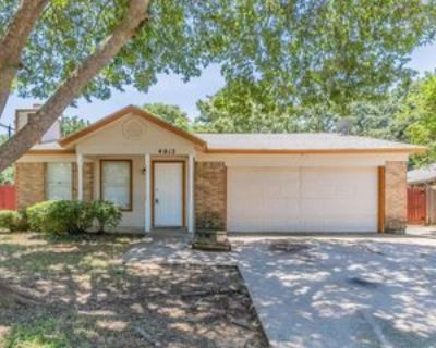 4012 Rye Glen Dr, Arlington, TX 76017 3 Bedroom Apartment